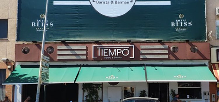 Tiempo Barista & Barman