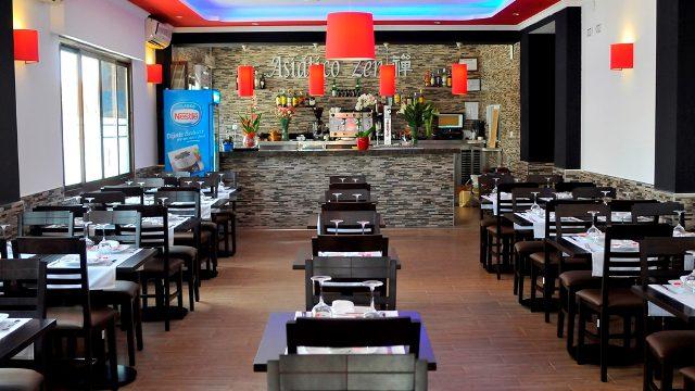 Restaurante Asiático Zen