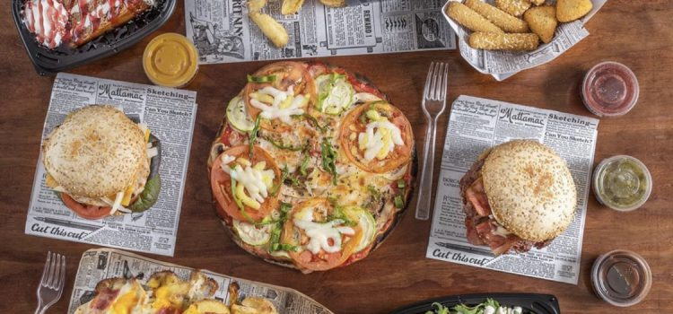 Guialto Pizzas & Burger