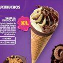 Cono Vainilla y Chocolate