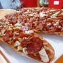 Góndola o Pizza con…