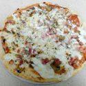 Góndola o Pizza Carbonara