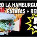Campero la Hamburguesita + Patatas + Refresco