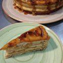 Tarta de Crema y Tocino de Cielo