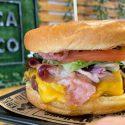 Burger de Ternera 200 gr. cheddar y bacon