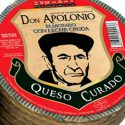 Queso Viejo de vaca y cabra Don Apolonio