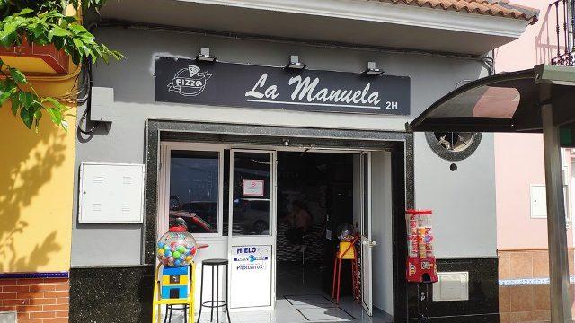 Pizzería La Manuela