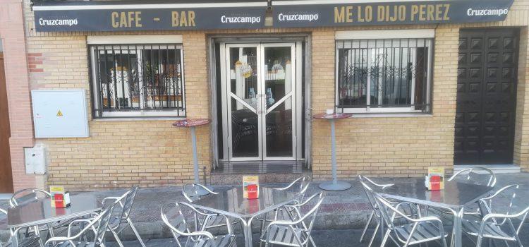 Bar Me Lo Dijo Pérez