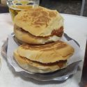 Montadito de Chorizo
