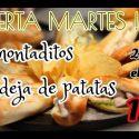 OFERTA MARTES – MONTADITOS
