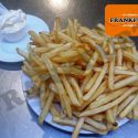 Plato de Patatas Fritas con Salsa Alioli