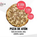Pizza de Atún