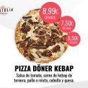 Pizza Döner Kebap
